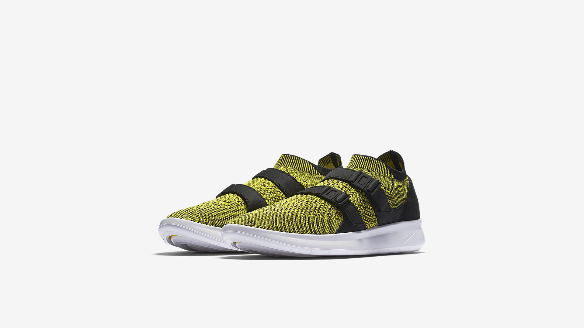 Nike Air Sock Racer Ultra Flyknit Yellow Strike 98022 700 1