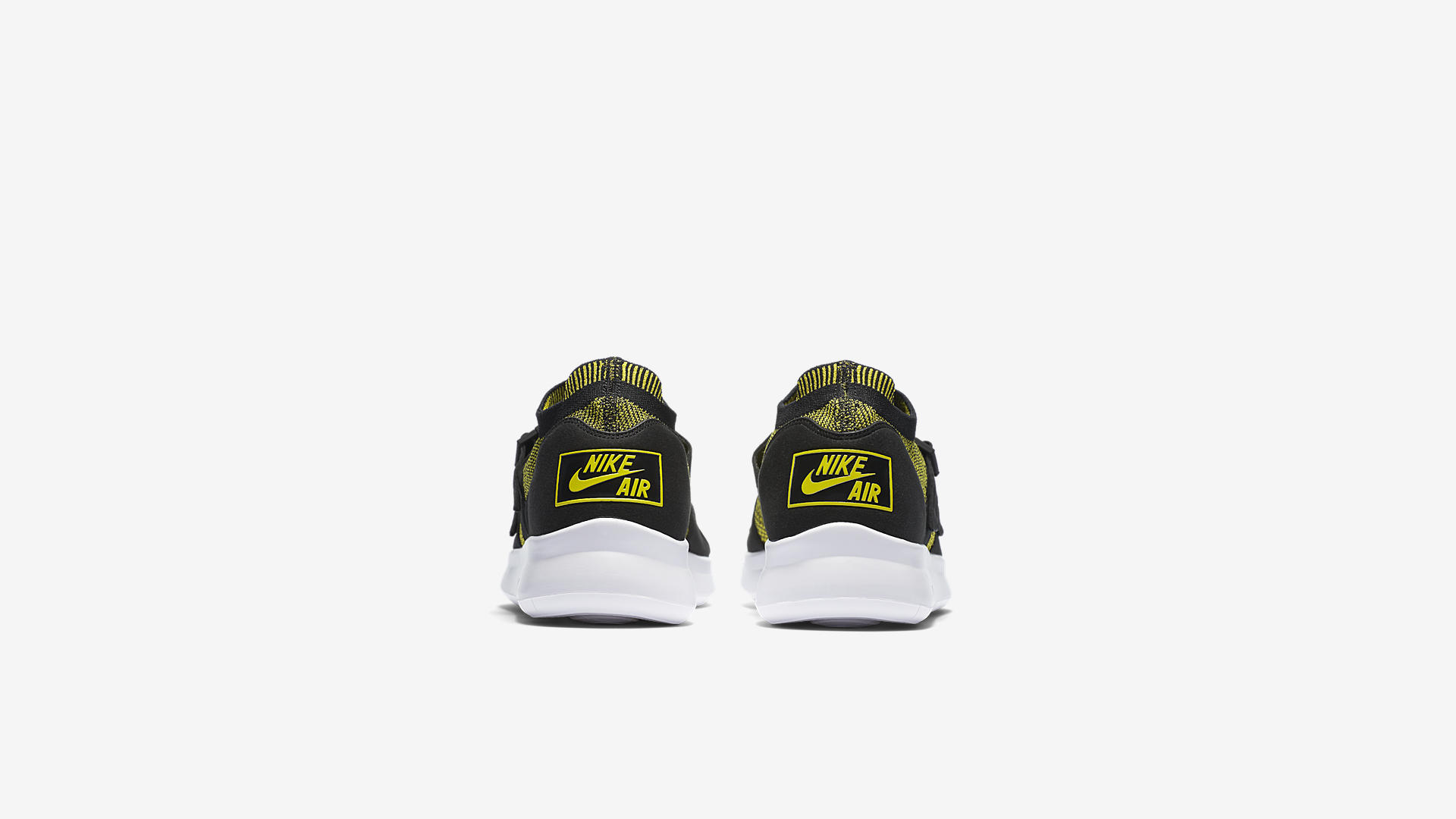 Nike Air Sock Racer Ultra Flyknit Yellow Strike 98022 700 2