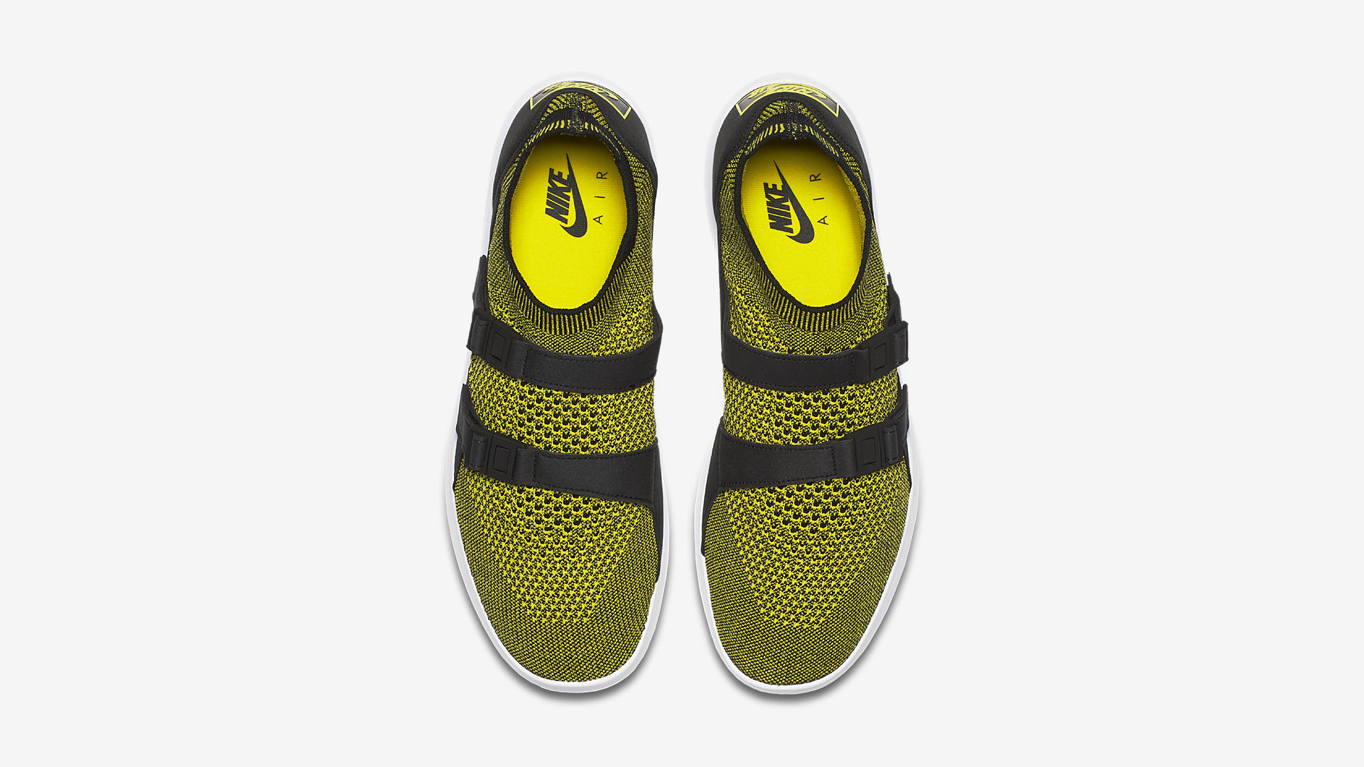 Nike Air Sock Racer Ultra Flyknit Yellow Strike 98022 700 3