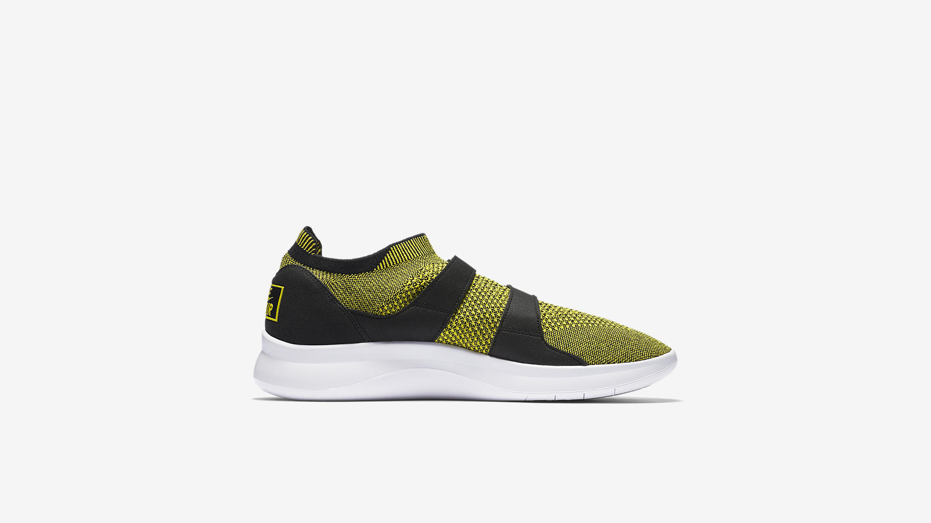 Nike Air Sock Racer Ultra Flyknit Yellow Strike 98022 700 4