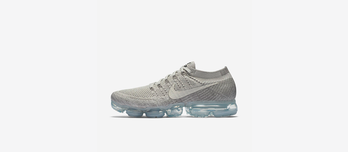 Nike Air Vapormax Pale Grey 849558 005