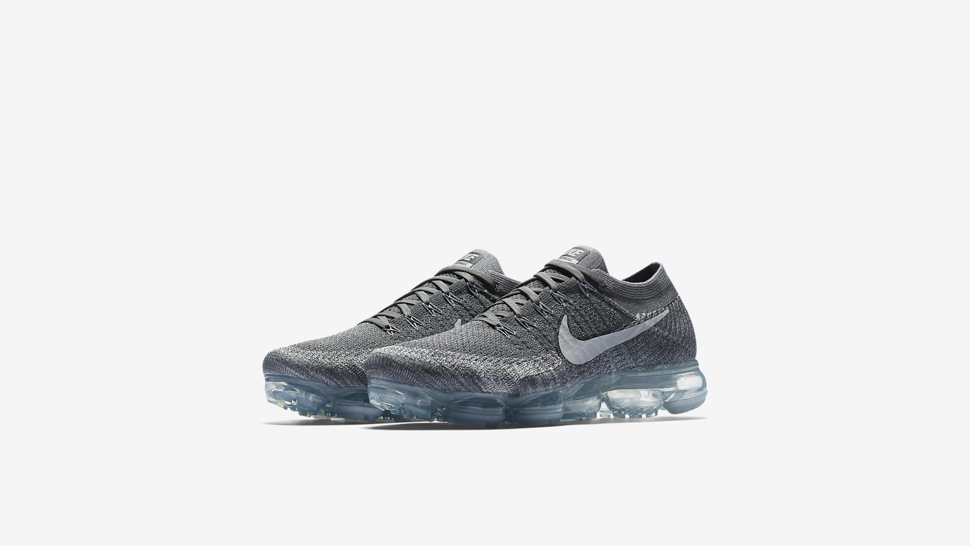 Nike Vapormax Flyknit Asphalt 849558 002 1