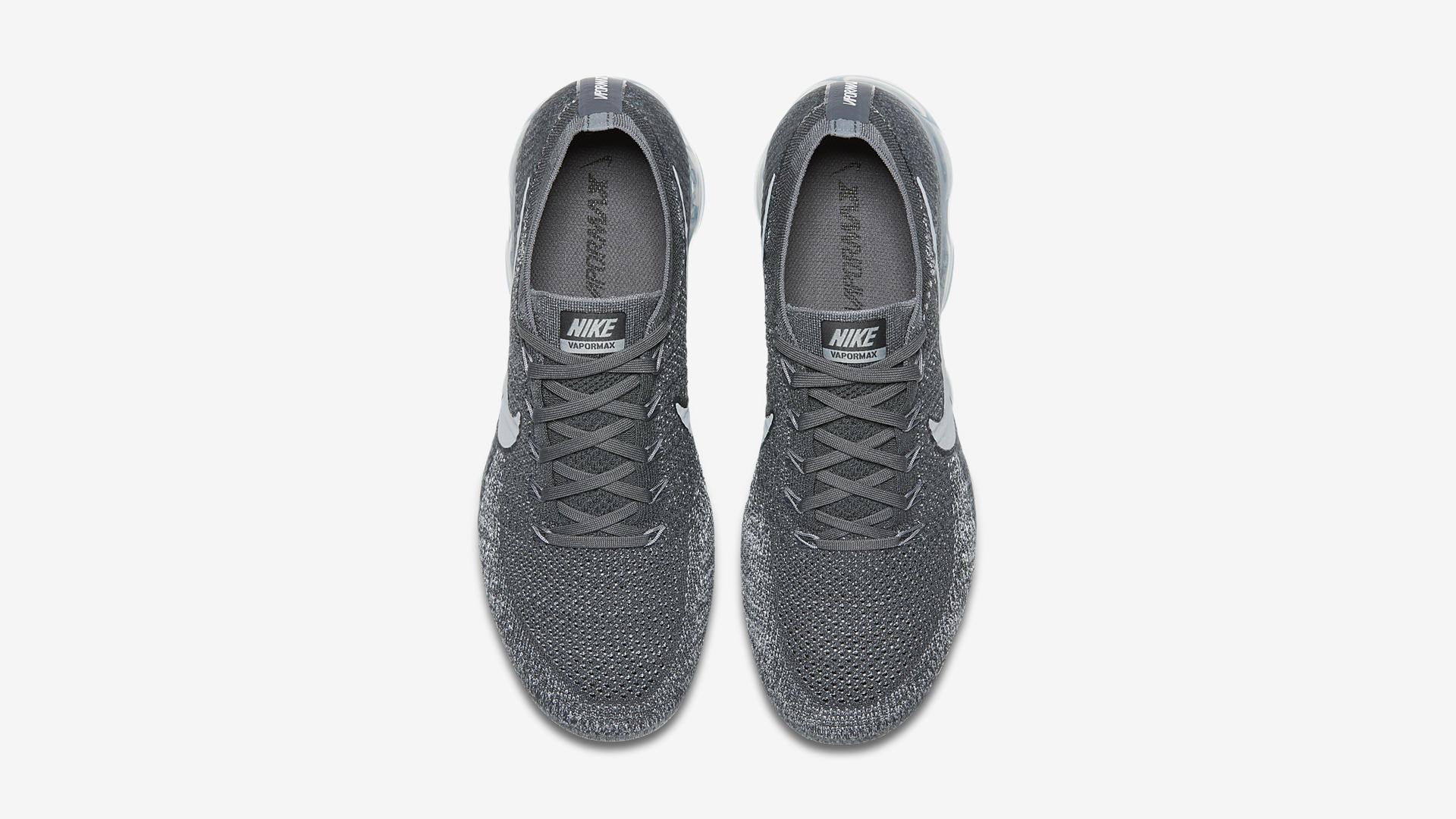 Nike Vapormax Flyknit Asphalt 849558 002 3