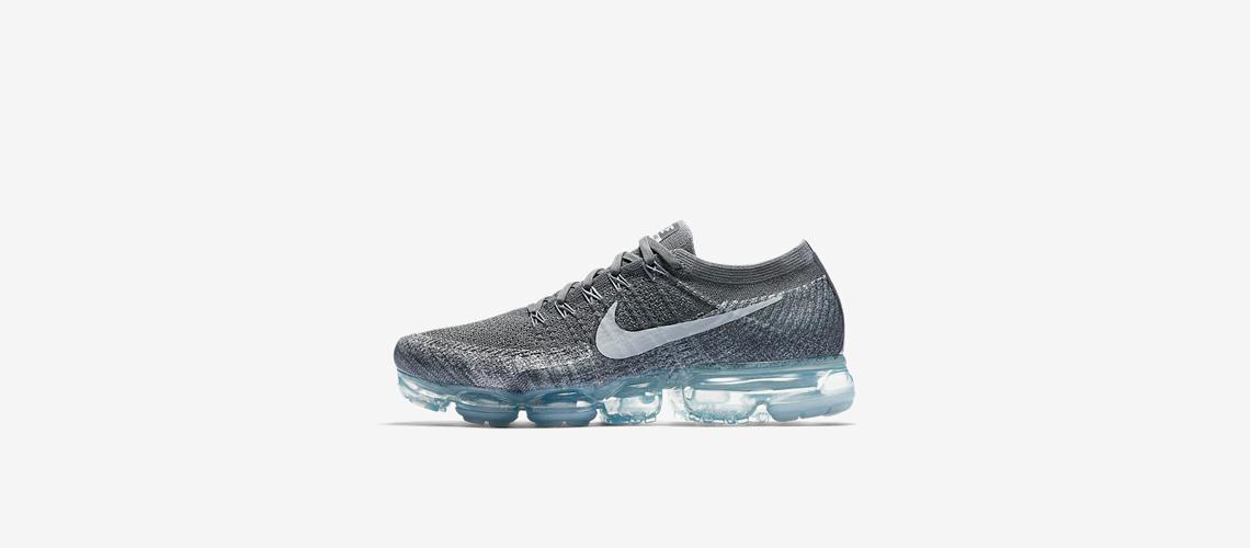 Nike Vapormax Flyknit Asphalt 849558 002