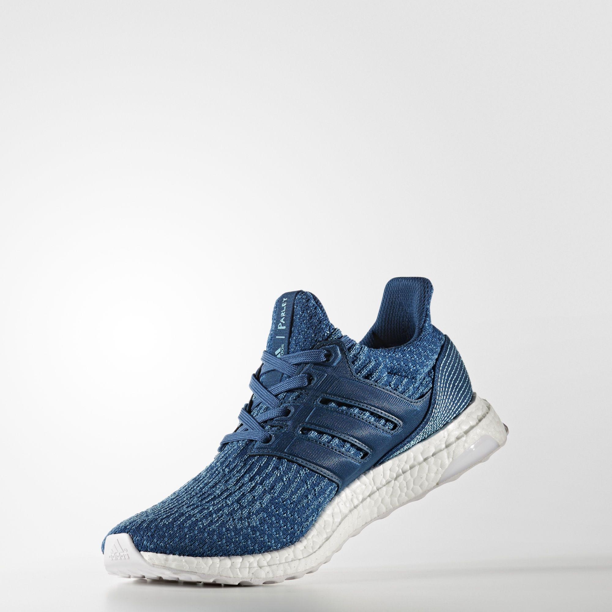 Parley x adidas Ultra Boost Blue Night BB4762 3