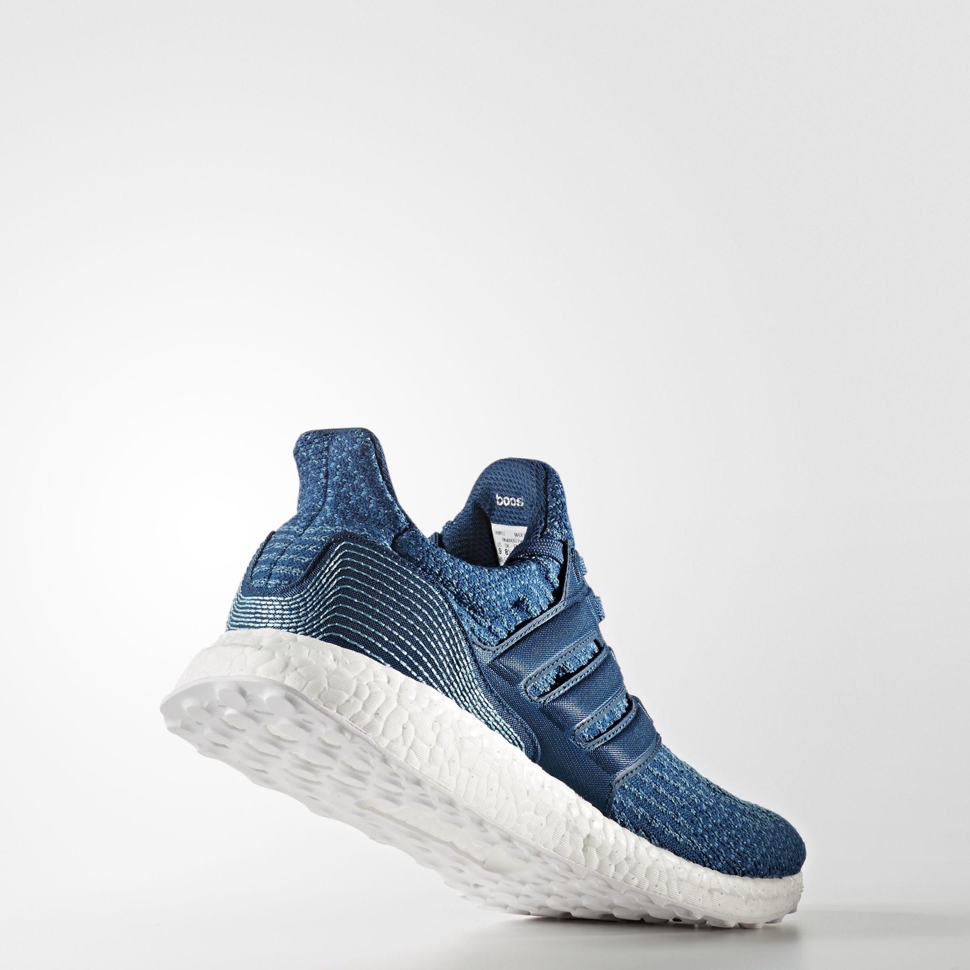 Parley x adidas Ultra Boost Blue Night BB4762 4