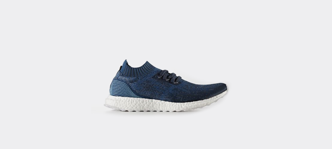 Parley x adidas Ultra Boost Uncaged Legend Blue BY3057 1110x500