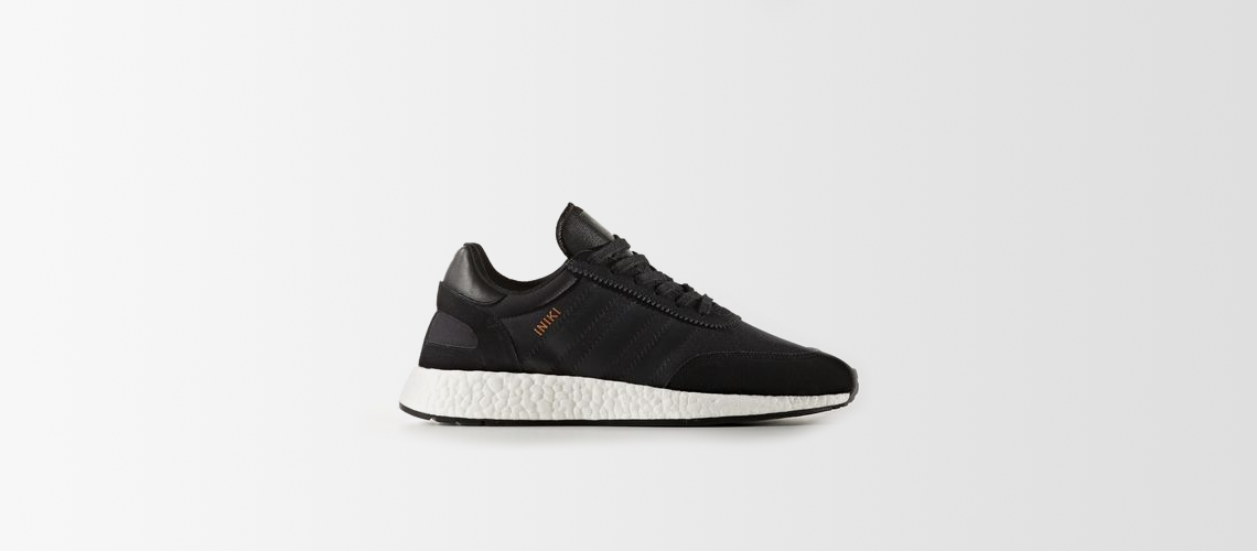 adidas Iniki Runner Black BB2100
