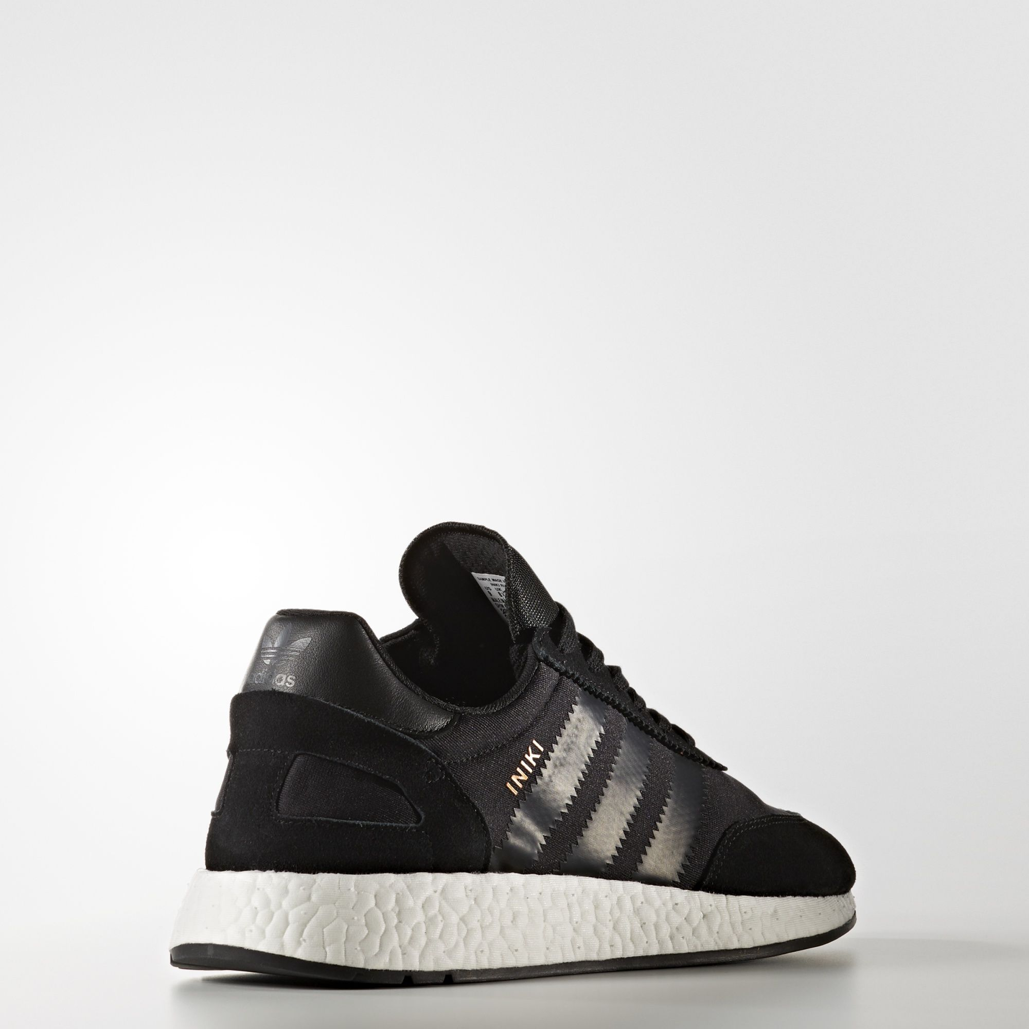 adidas Iniki Runner Black BB2100 4