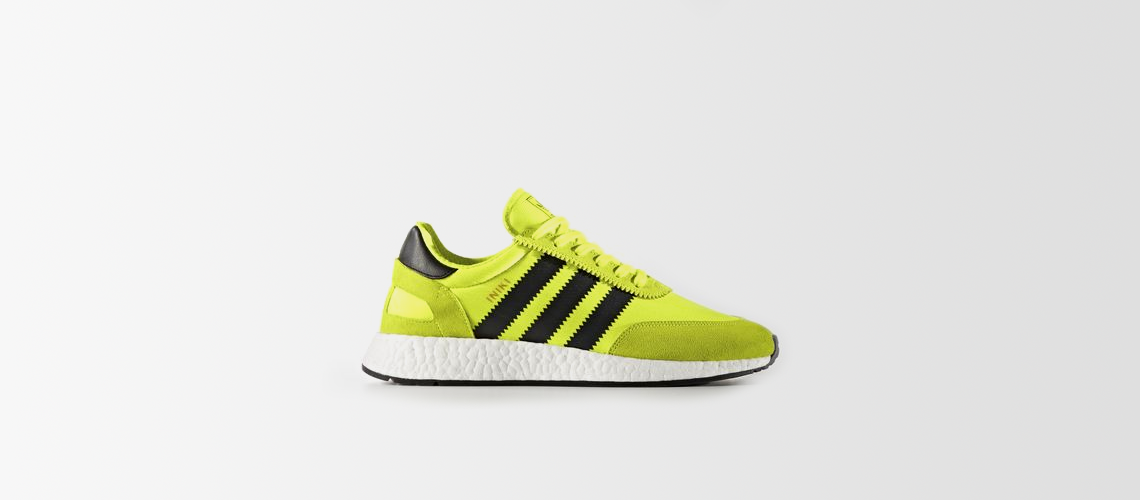 adidas Iniki Runner Solar Yellow BB2094
