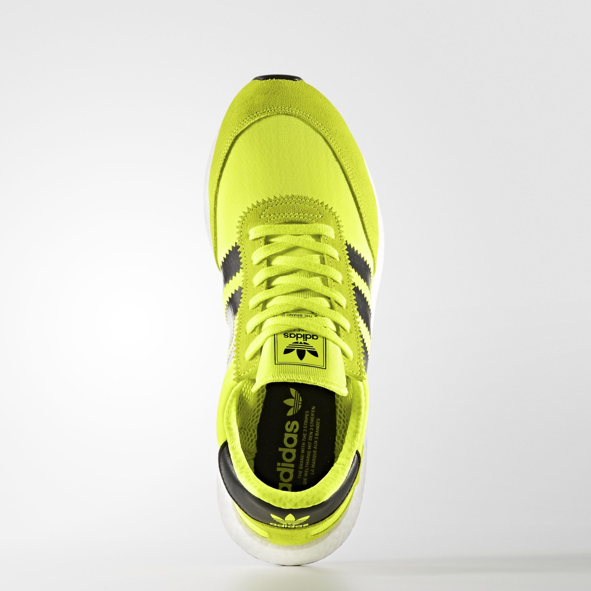 adidas Iniki Runner Solar Yellow BB2094 1