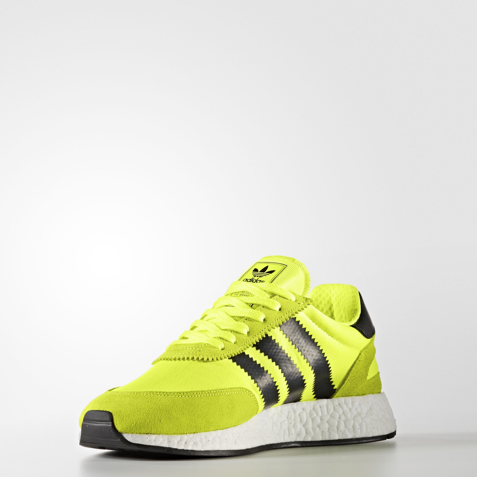 adidas Iniki Runner Solar Yellow BB2094 3