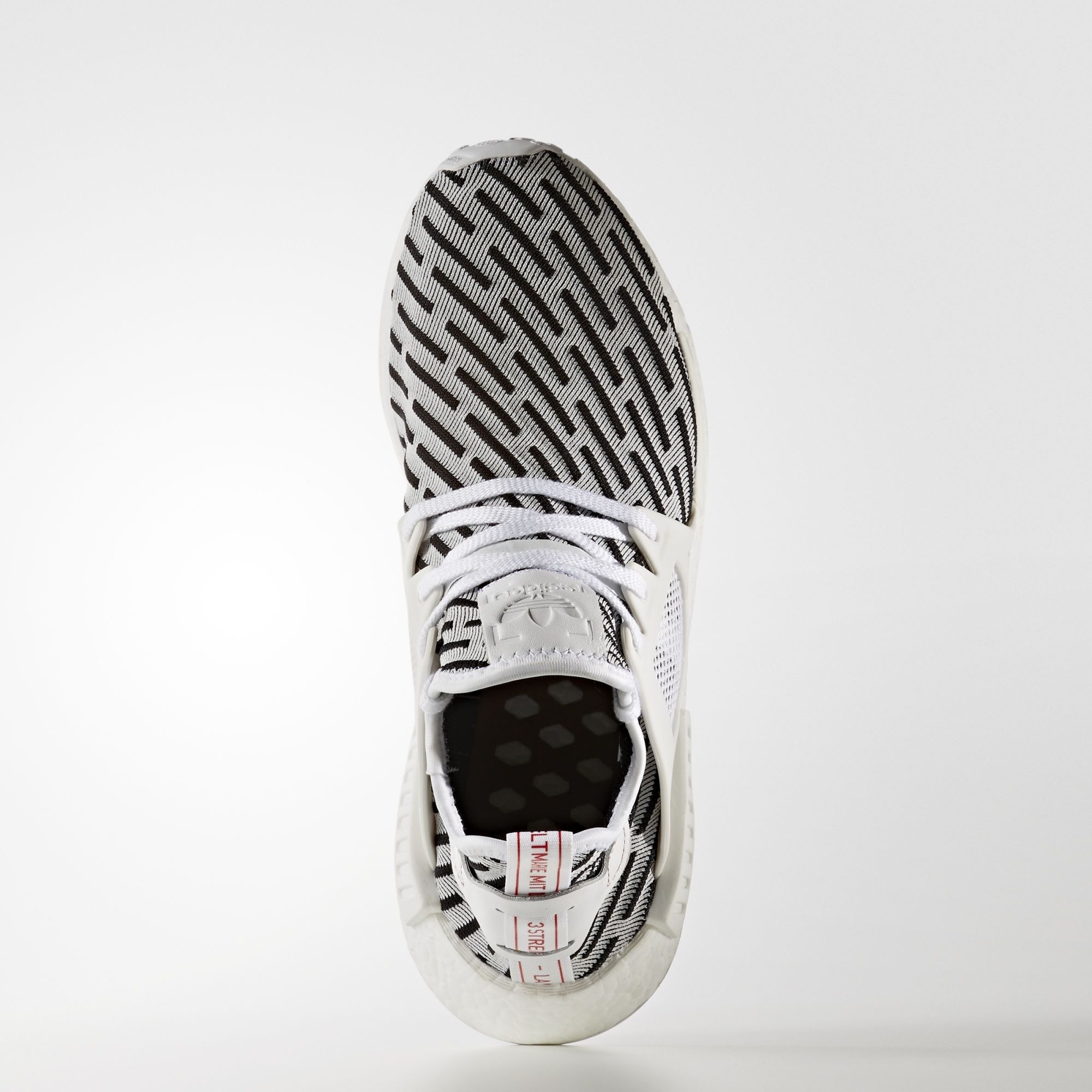 adidas NMD XR1 Primeknit Zebra BB2911 1