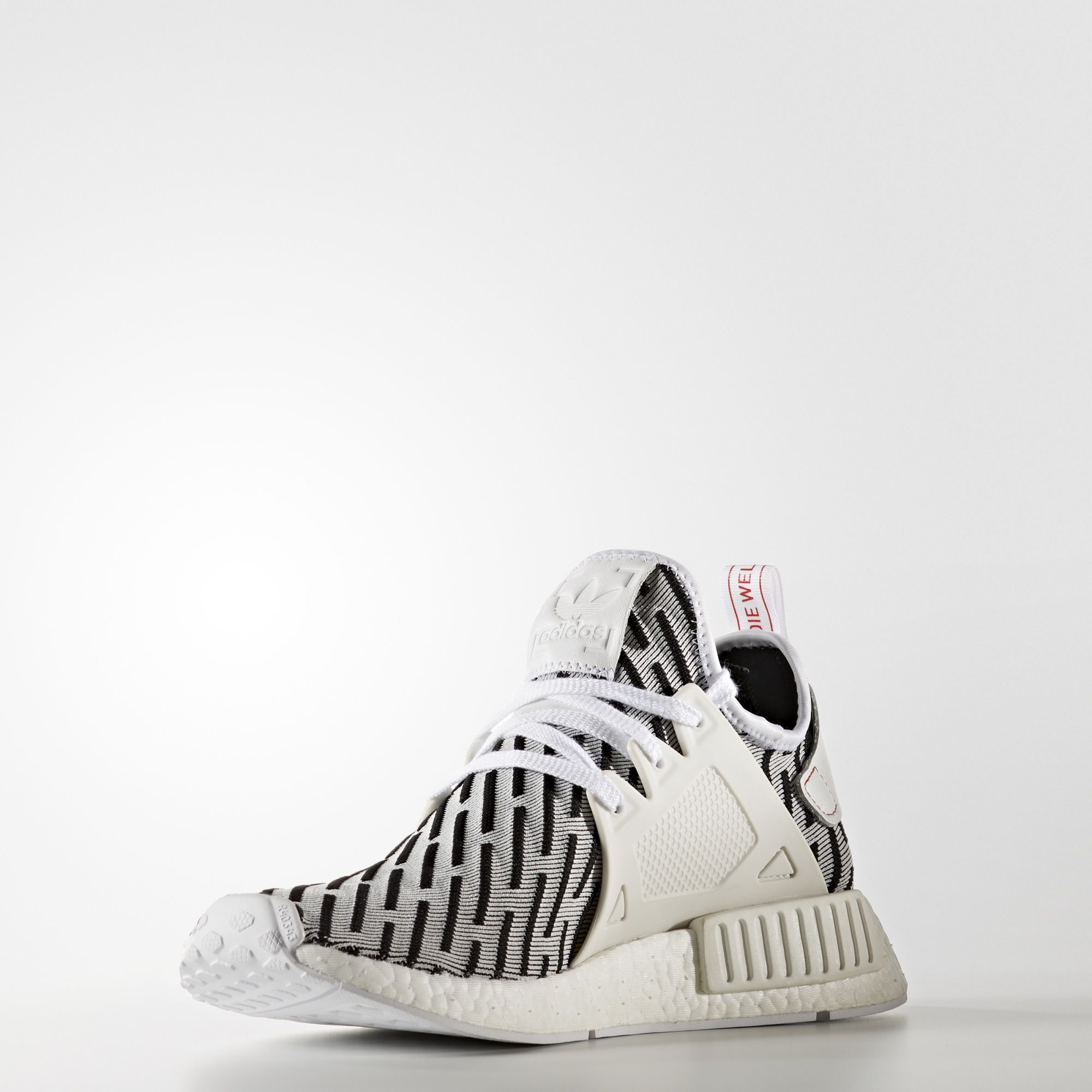 adidas NMD XR1 Primeknit Zebra BB2911 2