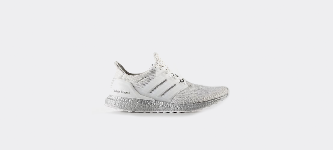 adidas Ultra Boost 3 0 Crystal White BA8922 1110x500