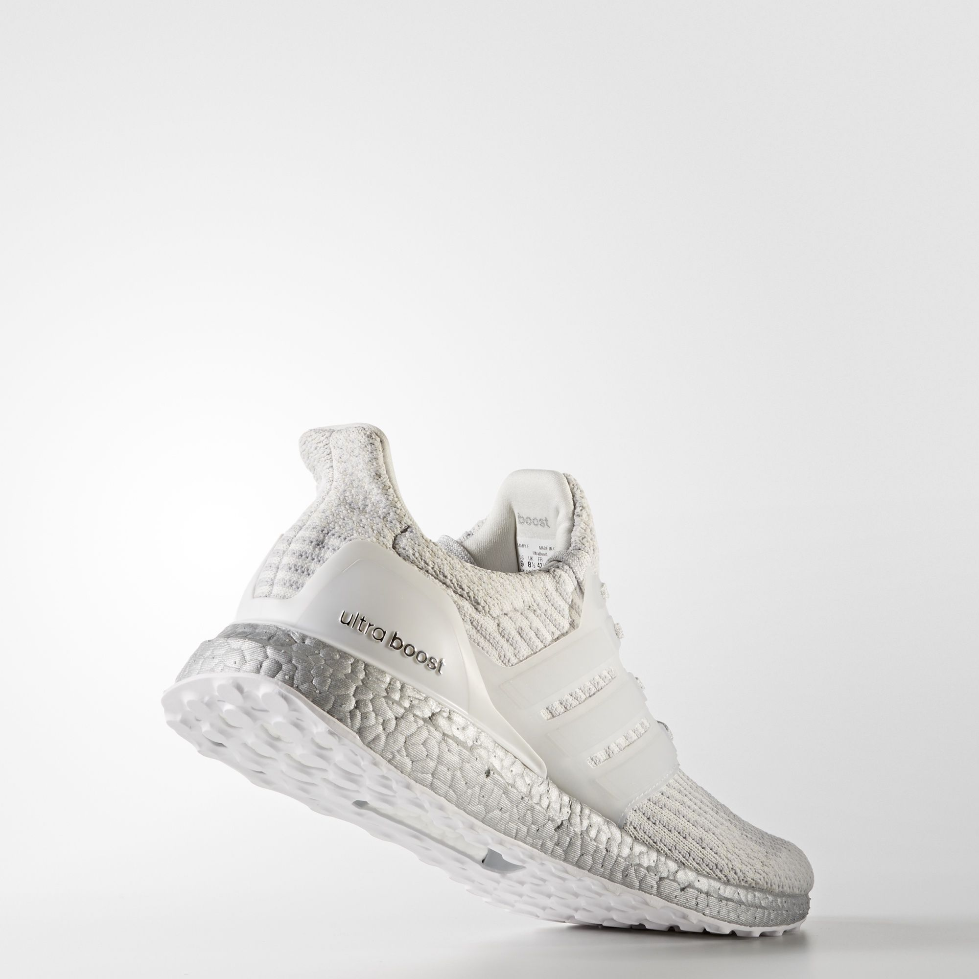 adidas Ultra Boost 3 0 Crystal White BA8922 3