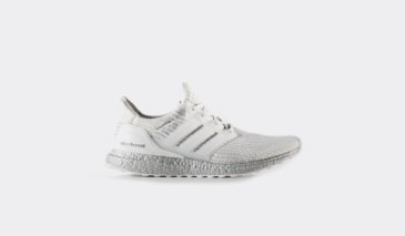 adidas Ultra Boost 3.0 – Crystal White