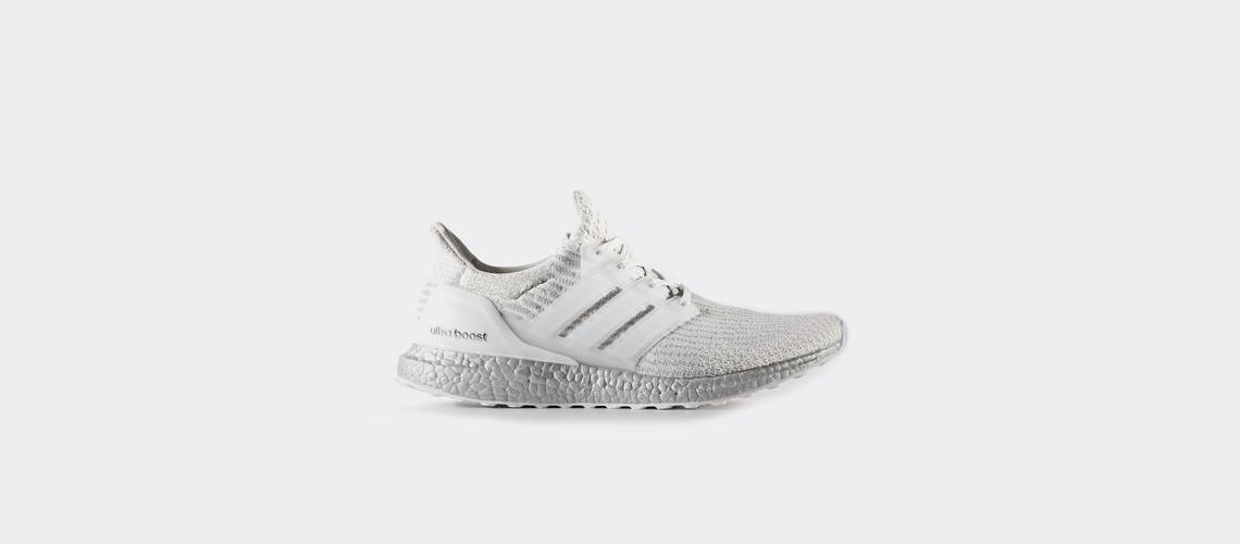 adidas Ultra Boost 3 0 Crystal White BA8922