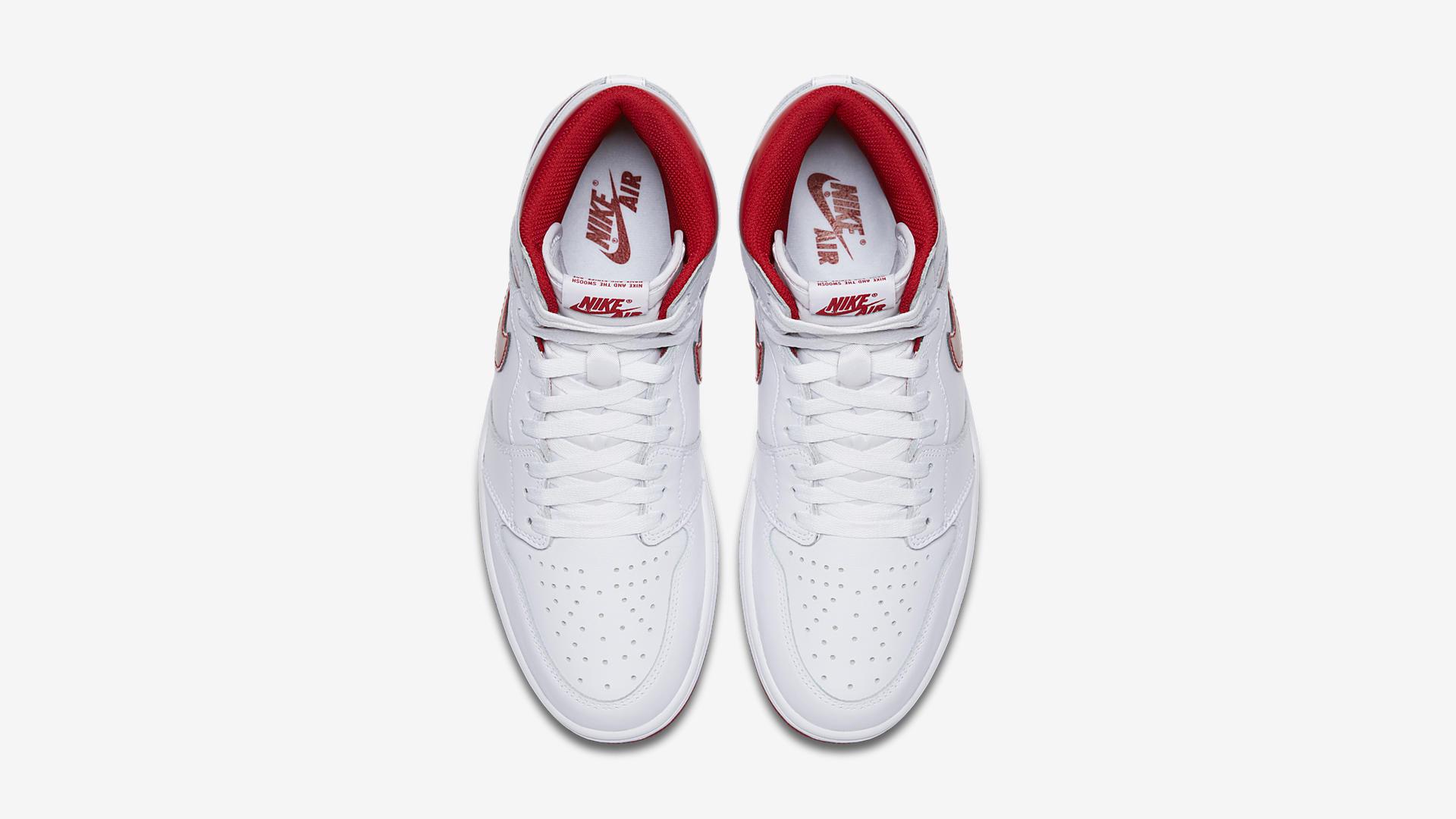 Air Jordan 1 Retro Metallic Red 555088 103 3