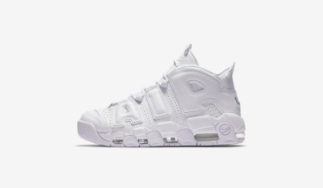 Nike Air More Uptempo – Triple White