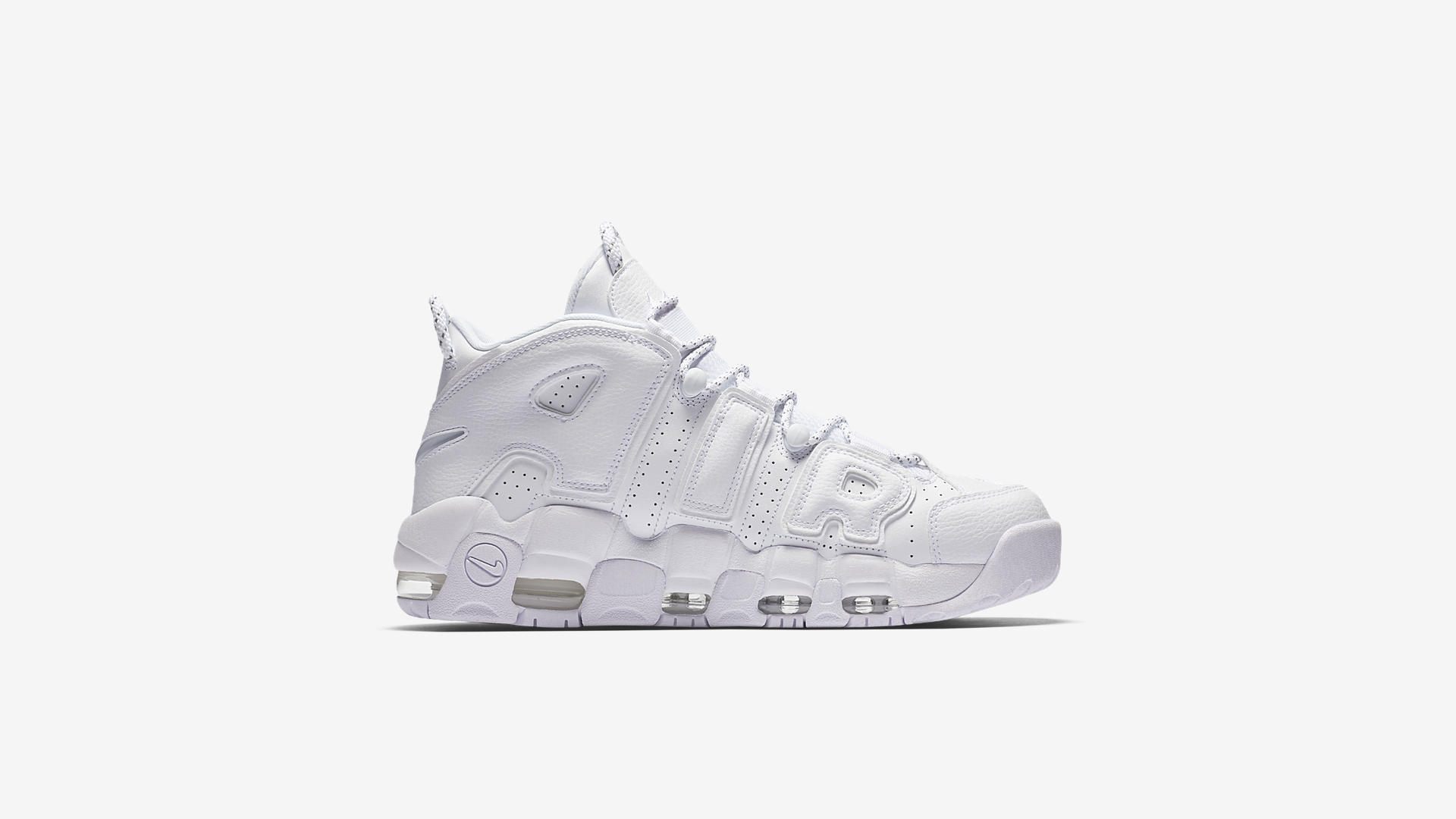Nike Air More Uptempo Triple White 921948 100 4