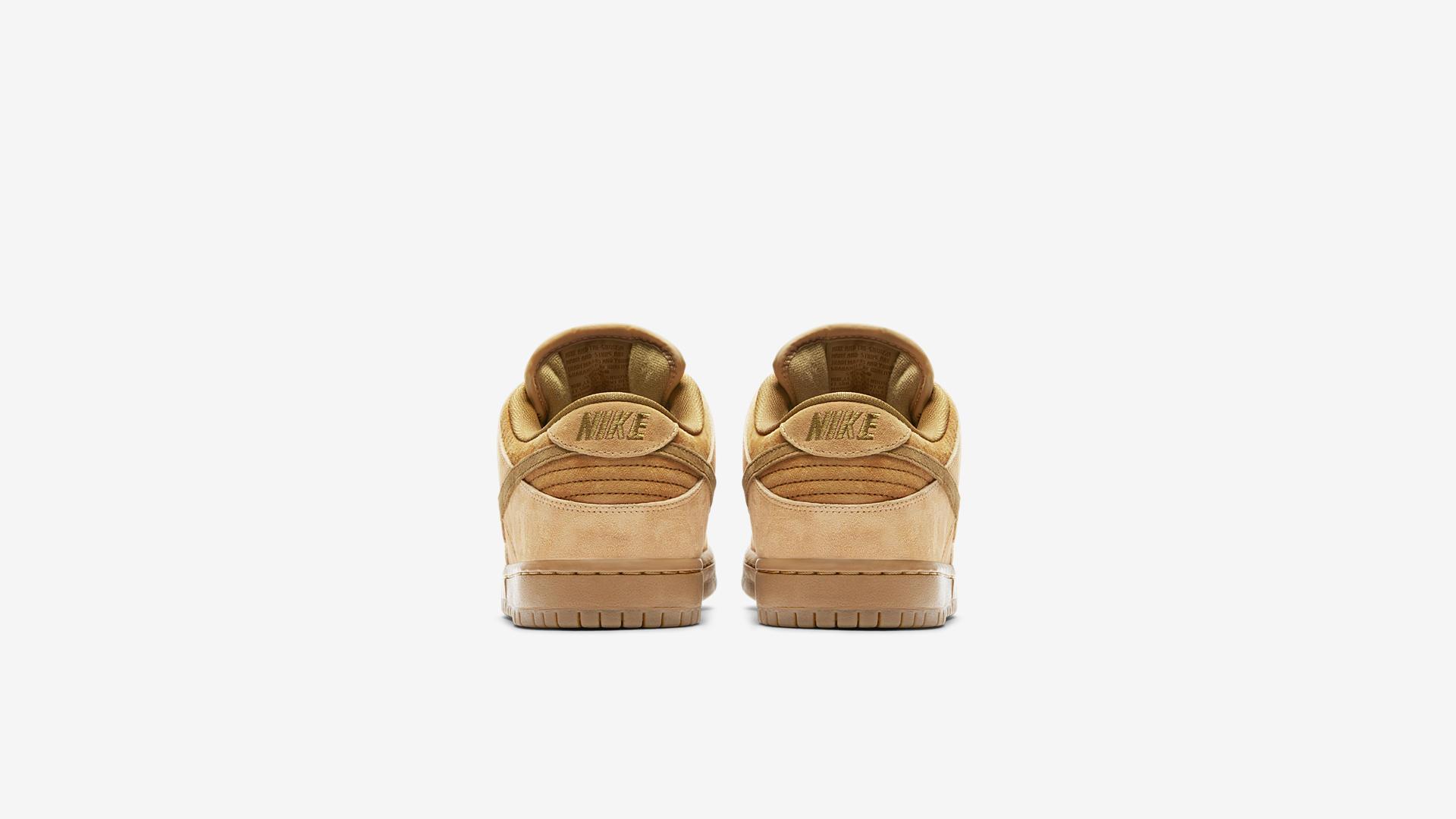 Nike SB Dunk Low Pro Wheat 883232 700 1