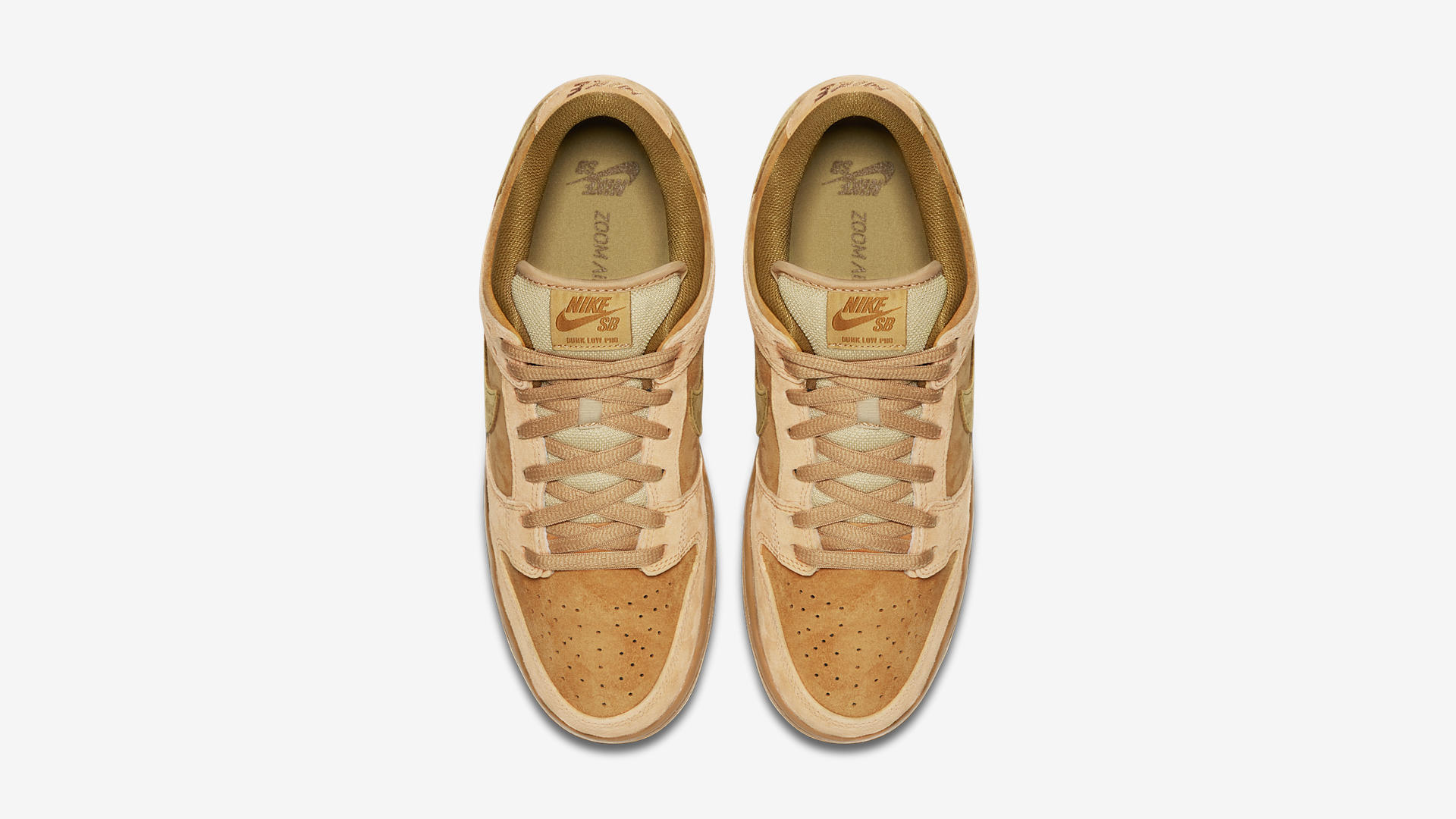 Nike SB Dunk Low Pro Wheat 883232 700 2