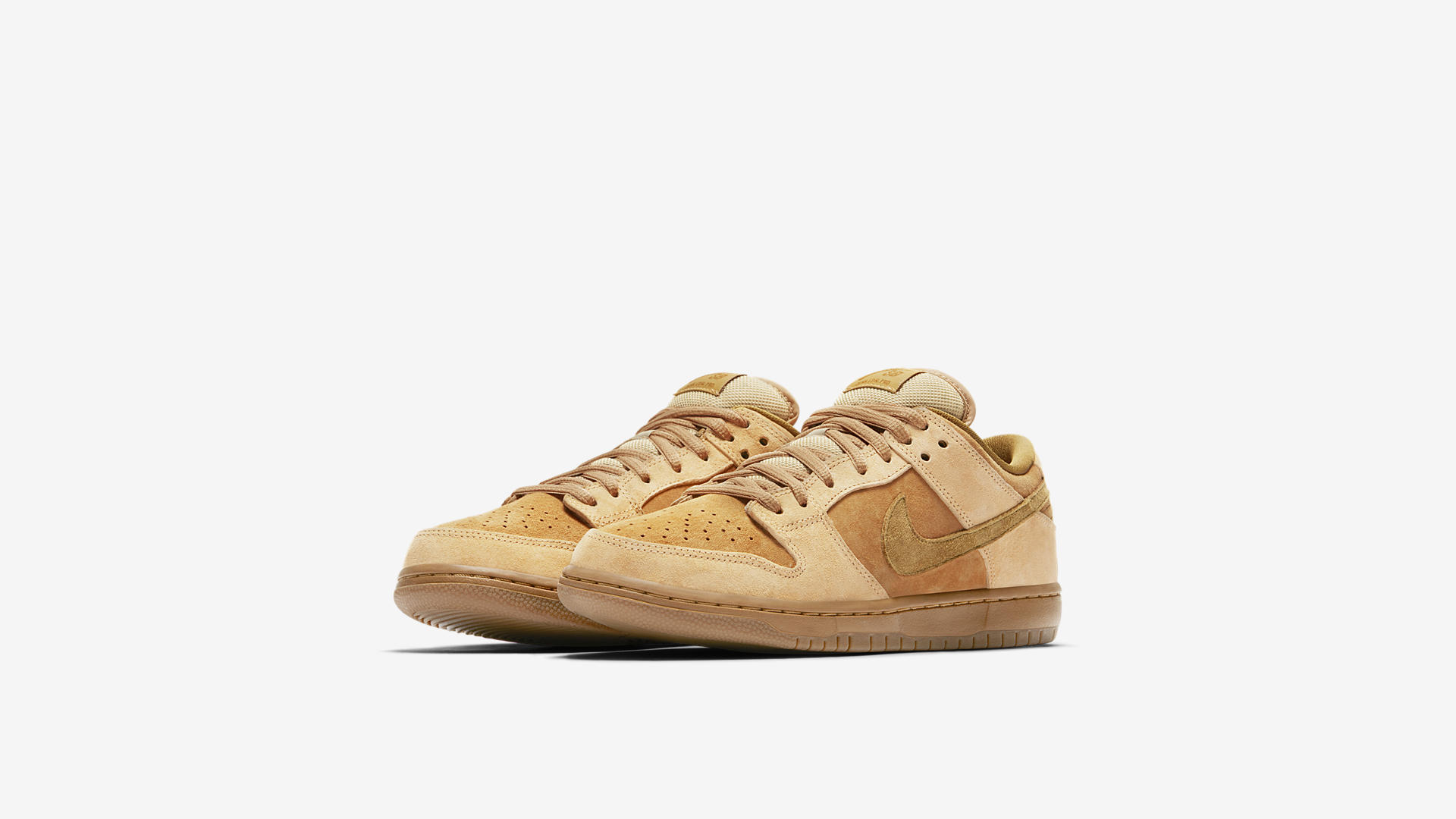 Nike SB Dunk Low Pro Wheat 883232 700 4