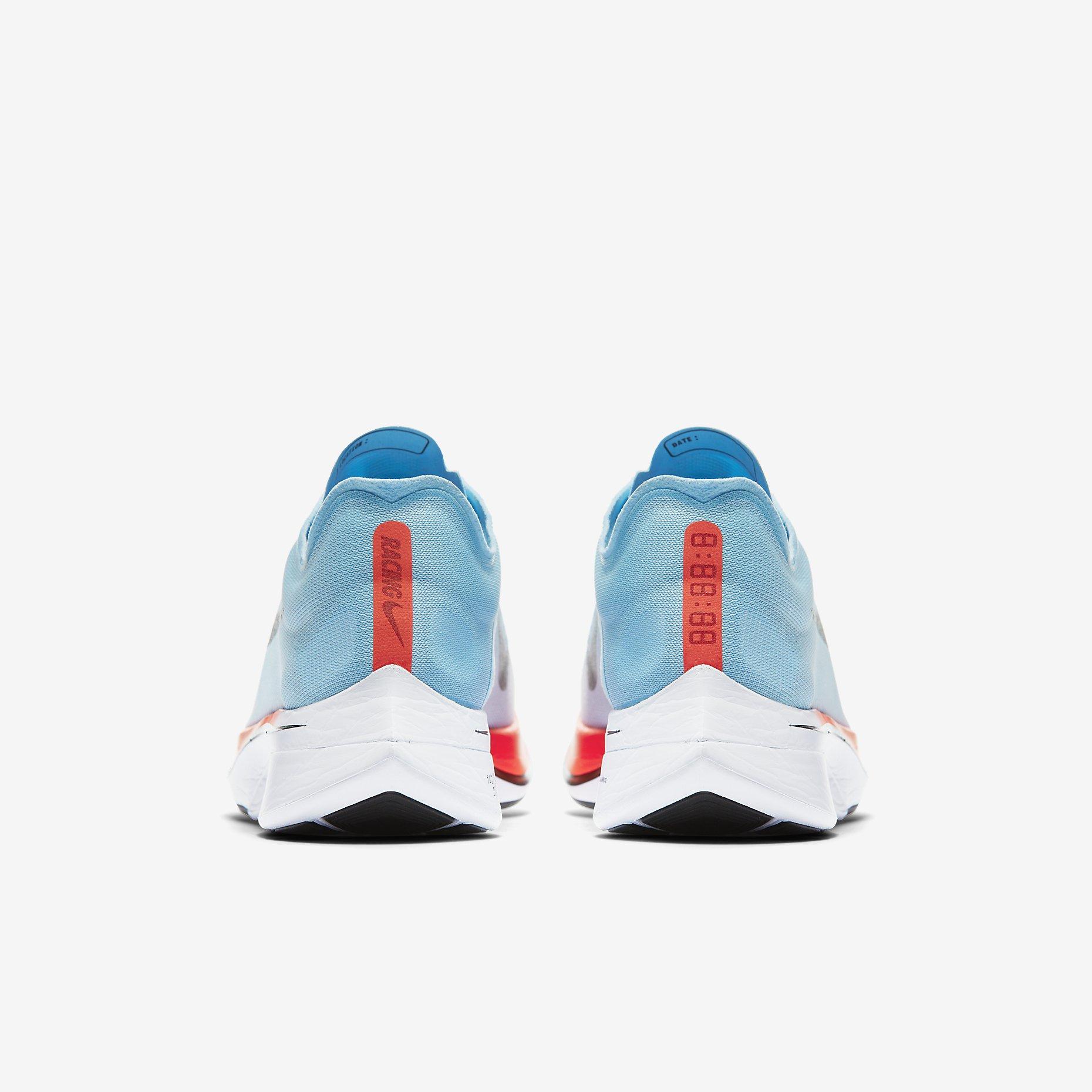 Nike Zoom Vaporfly 4 percent Ice Blue 880847 401 2