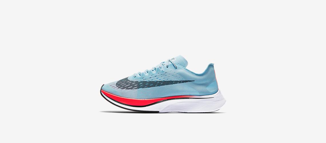 Nike Zoom Vaporfly 4 percent Ice Blue 880847 401