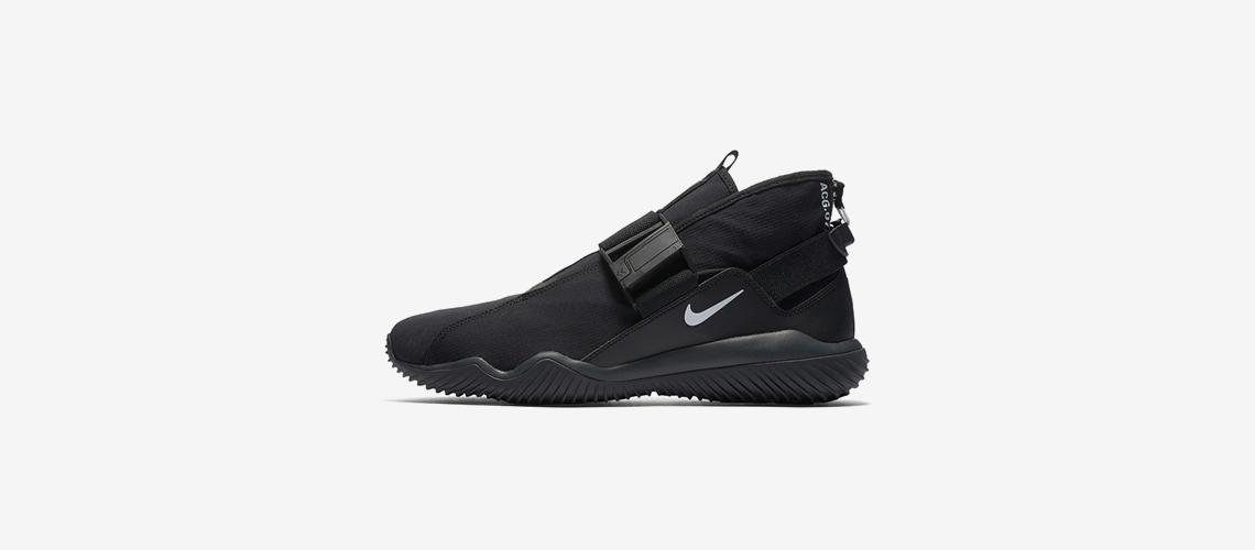 NikeLab ACG 07 KMTR Black 902776 001