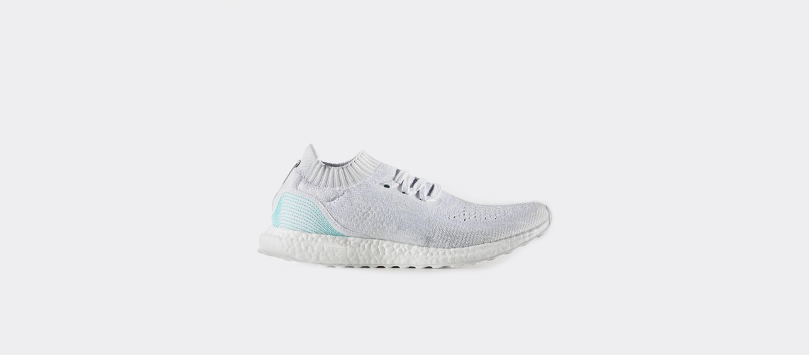 Parley x adidas Ultra Boost Uncaged Crystal White BB4073
