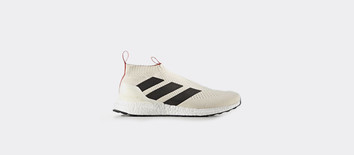 adidas ACE 16 Purecontrol Ultra Boost Off White BY9091