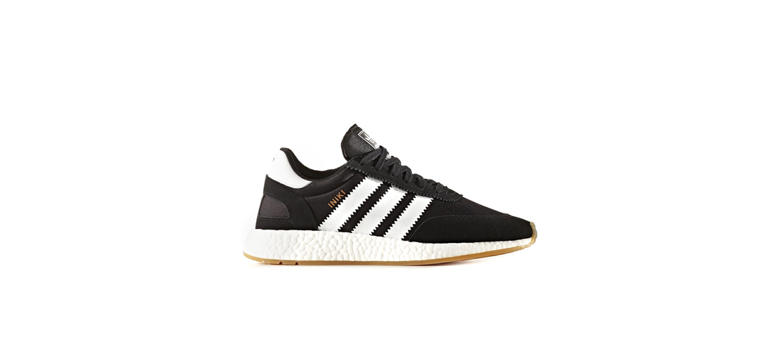 adidas Iniki Runner Black White BY9727 1110x500