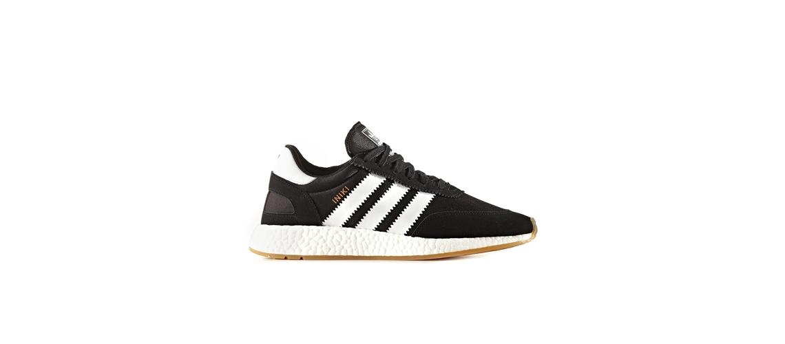 adidas Iniki Runner Black White BY9727