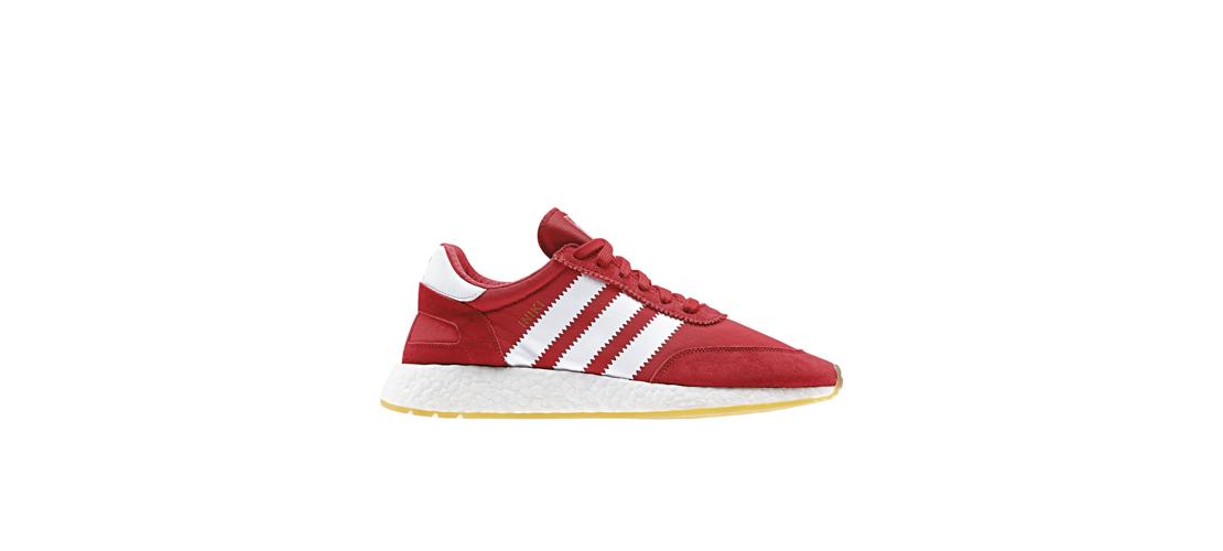 adidas Iniki Runner Red White BY9728 1110x500