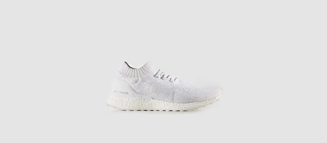 adidas Ultra Boost Uncaged Triple White BY2549