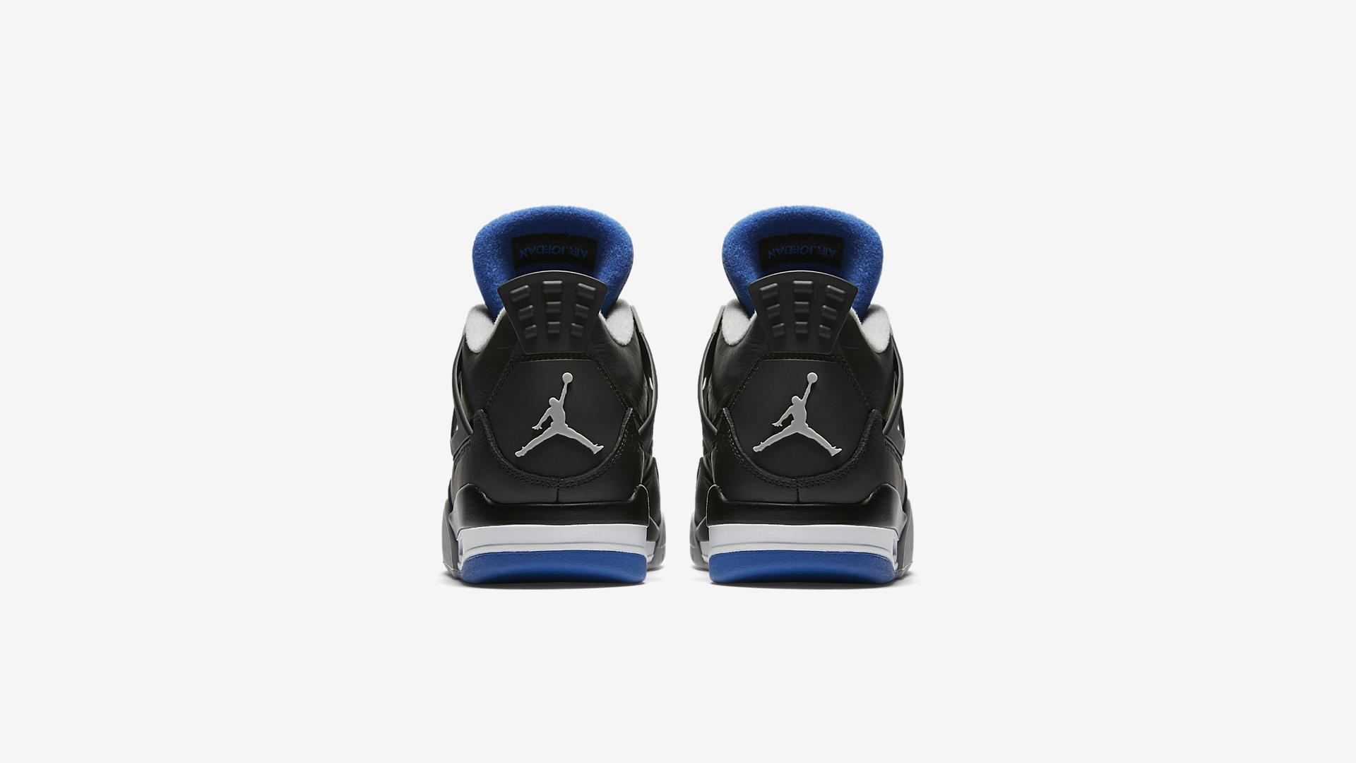 Air Jordan 4 Retro Motorsport Away 308497 006 2