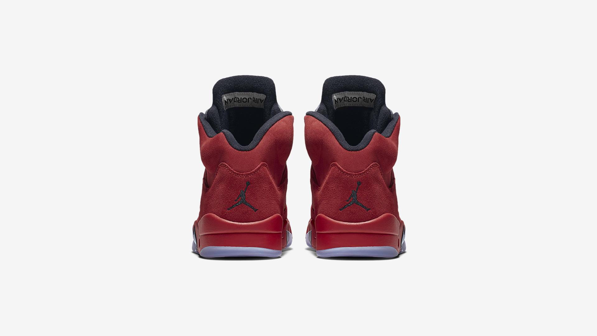 Air Jordan 5 Retro Flight Sun 136027 602 1