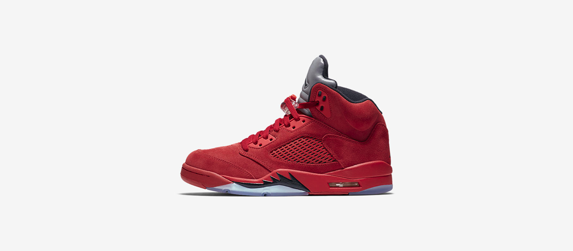 Air Jordan 5 Retro Flight Sun 136027 602