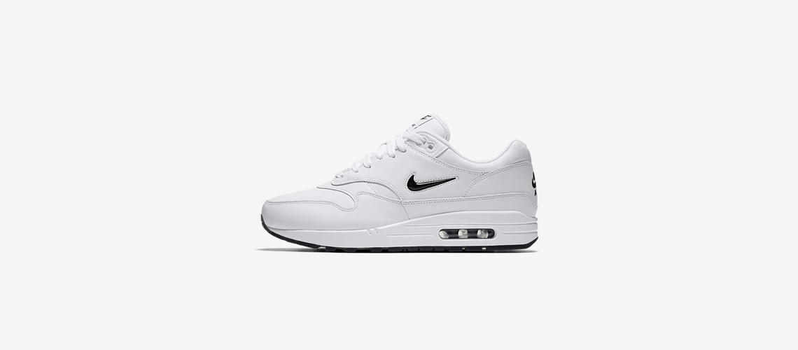 Nike Air Max 1 Jewel Black Diamond 918354 103