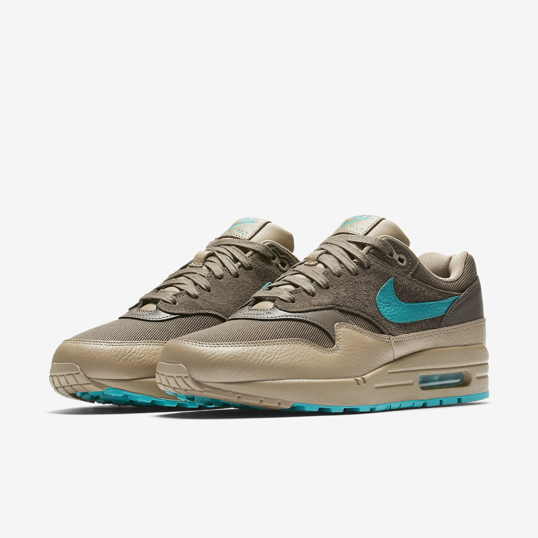 Nike Air Max 1 Premium Ridgerock 875844 200 3