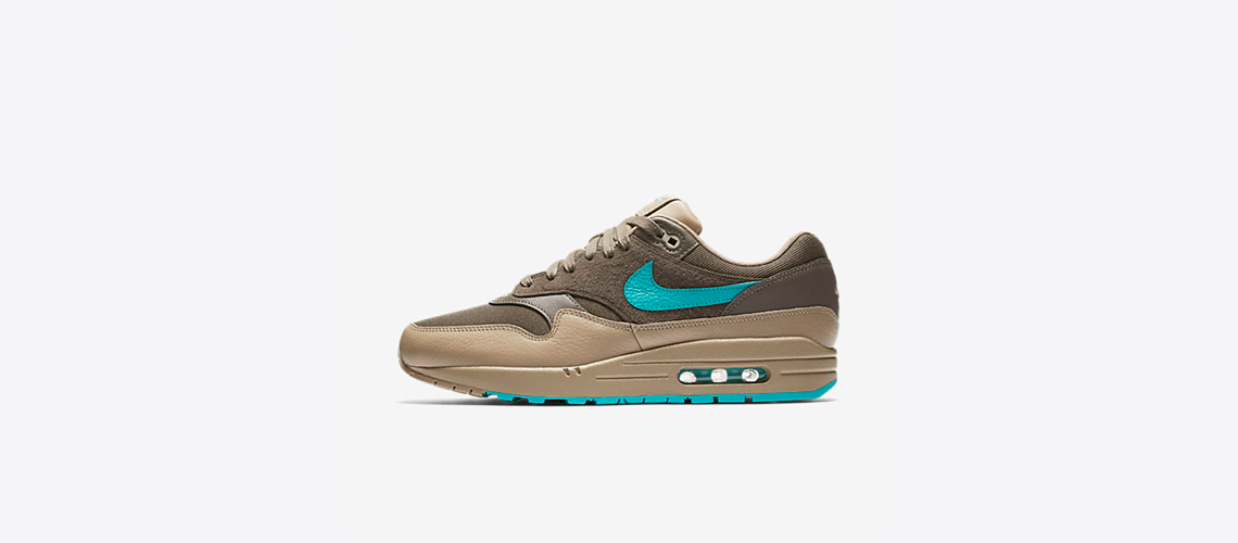 Nike Air Max 1 Premium Ridgerock 875844 200