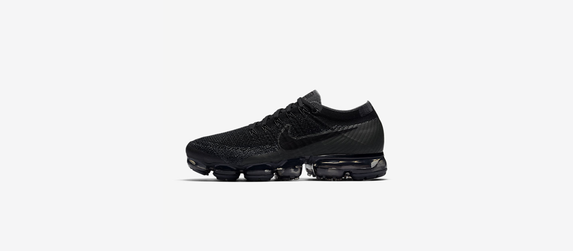 Nike Air Vapormax Triple Black 849558 007