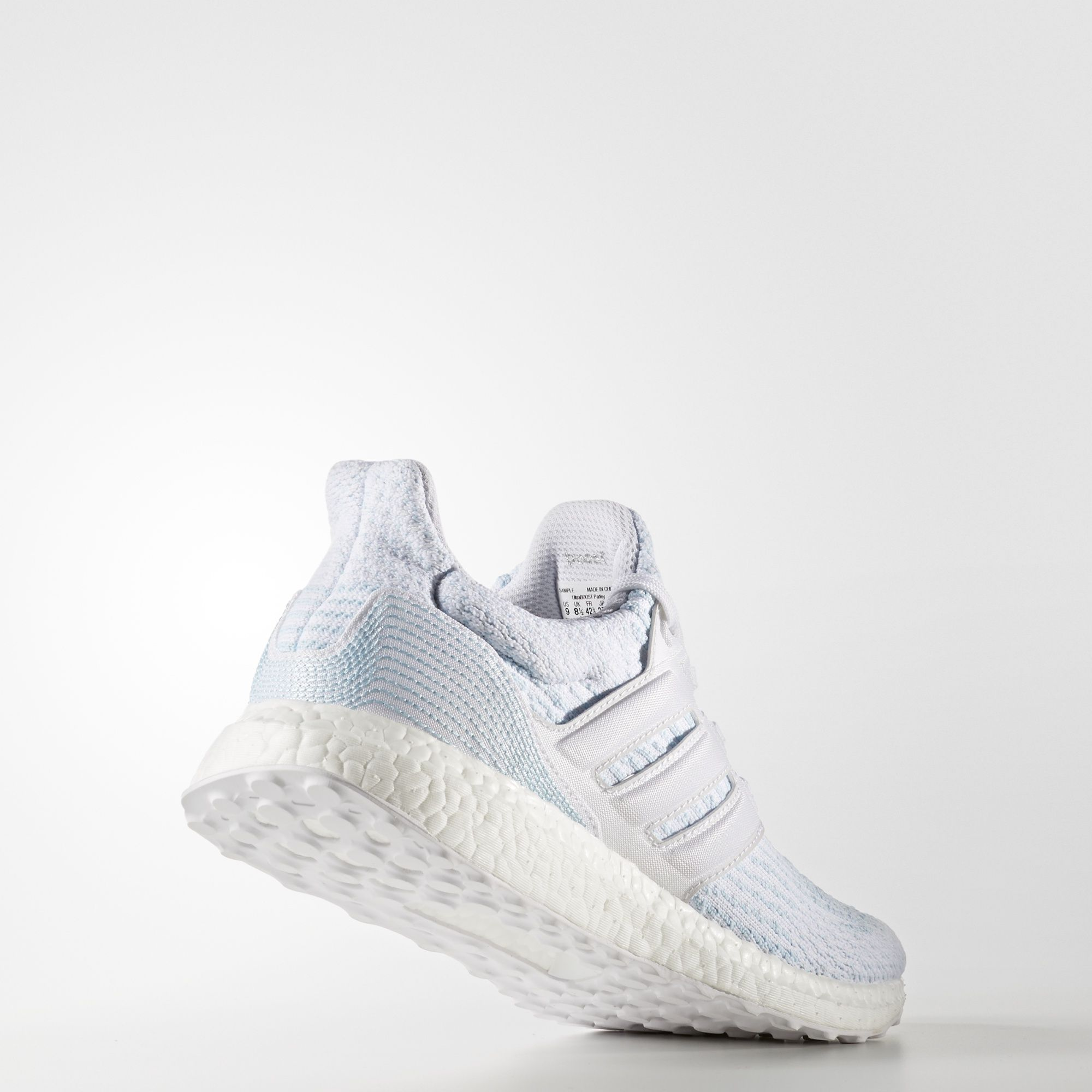Parley x adidas Ultra Boost Icey Blue CP9685 3