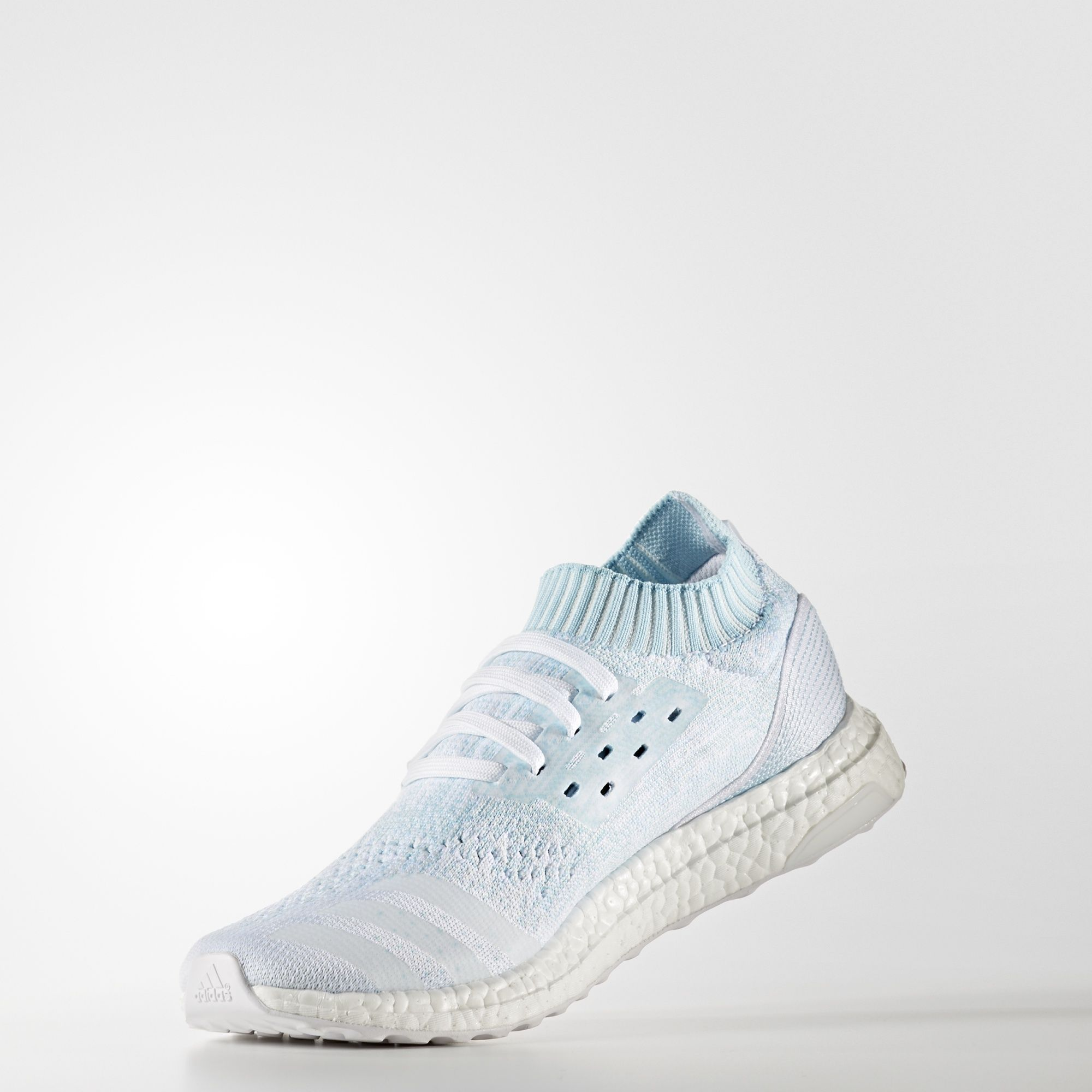 Parley x adidas Ultra Boost Uncaged Icey Blue CP9686 2