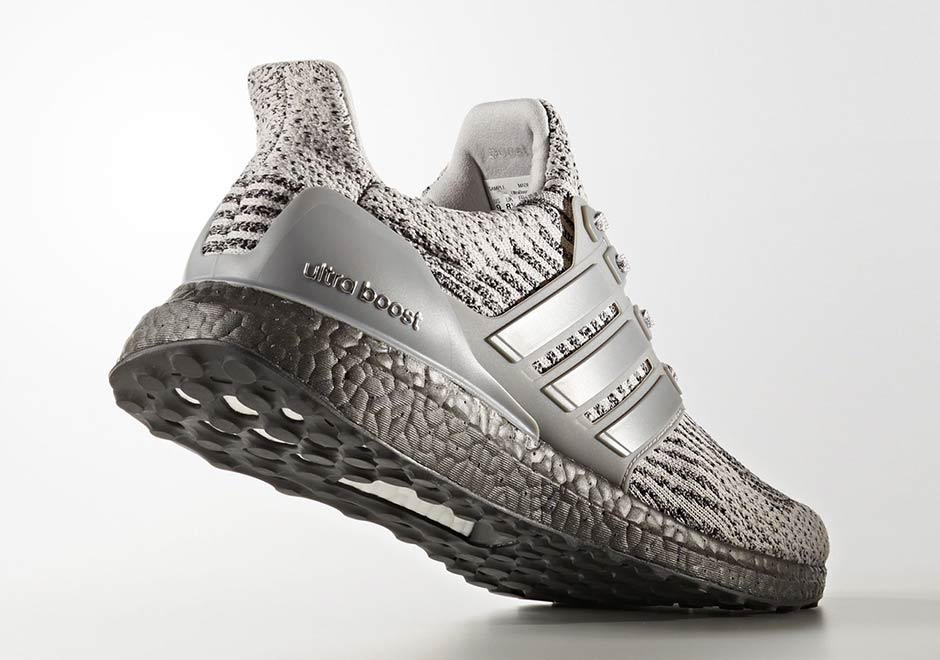 adidas Ultra Boost 3 Triple Grey CG3041 1