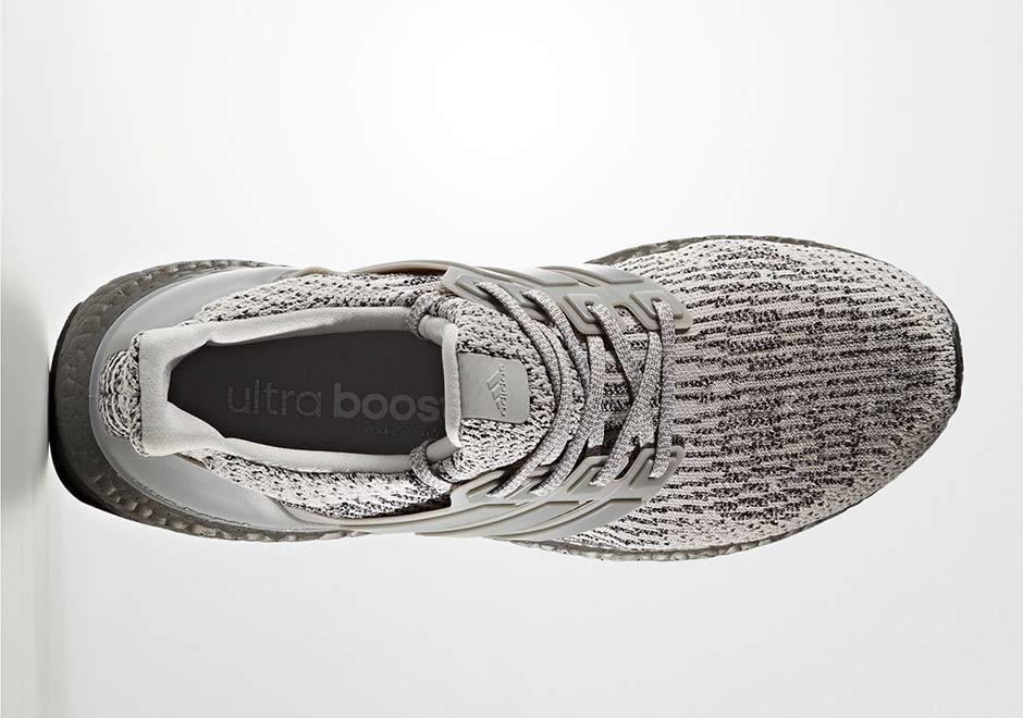 adidas Ultra Boost 3 Triple Grey CG3041 3