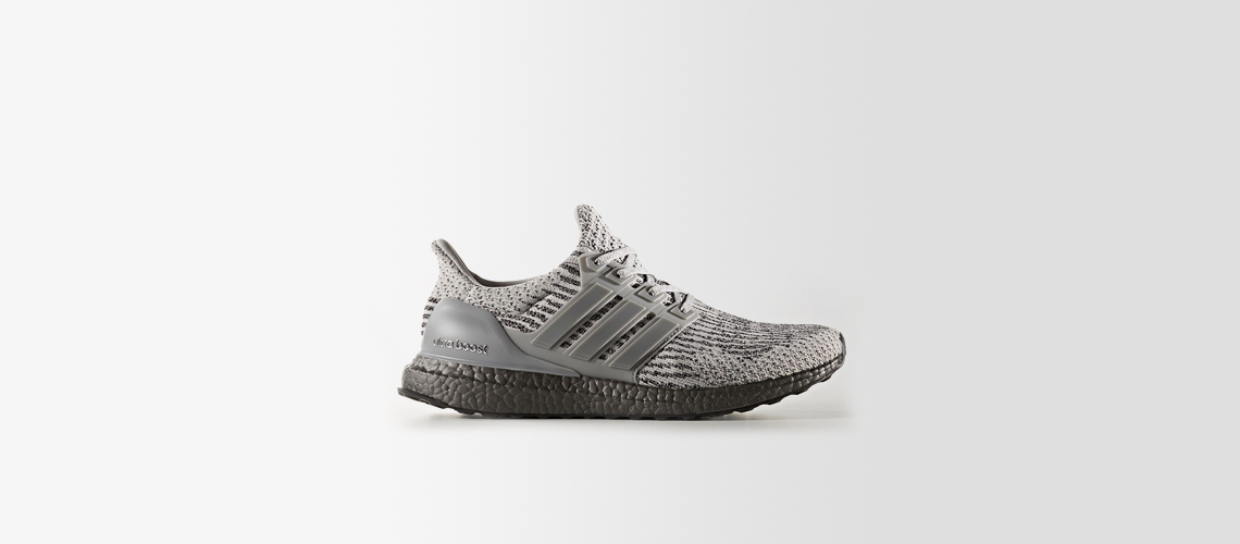 adidas Ultra Boost 3 Triple Grey CG3041