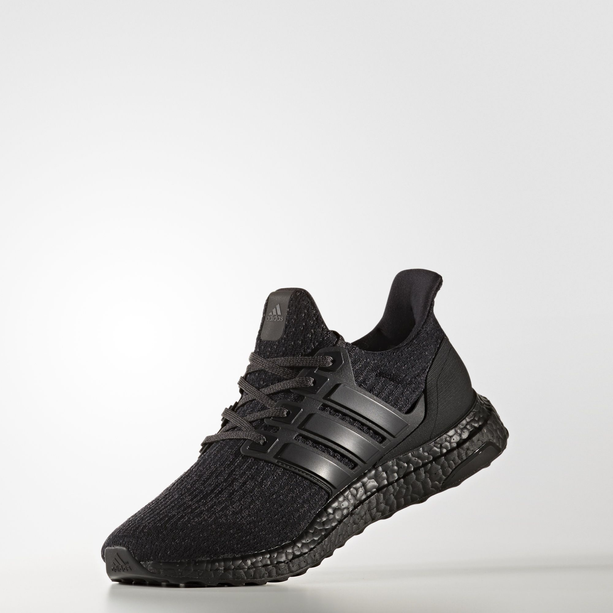 adidas Ultra Boost 3.0 Triple Black CG3038 2